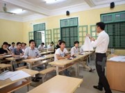 Debaten en Vietnam desafíos de la educación universitaria en la comunidad francófona