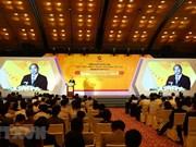 Celebran primer Foro nacional del desarrollo de empresas tecnológicas en Vietnam