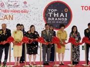 Promueven en Vietnam productos de marcas líderes de Tailandia