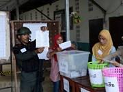 Anuncia Tailandia lista de 26 partidos que integran la Cámara de Representantes