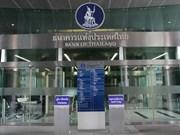 Mantiene Tailandia tasa de interés de referencia