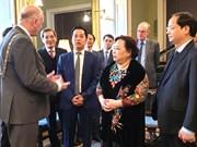 Promueve Hanoi cooperación con Irlanda y Reino Unido