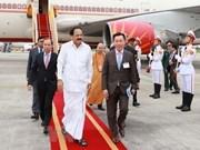India profundizará las relaciones con Vietnam, afirma vicepresidente Venkaiah Naidu