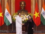 Proyectan Vietnam y la India elevar intercambio comercial a 15 mil millones de dólares