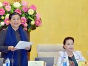 Concluye reunión 34 del Comité Permanente del Parlamento de Vietnam