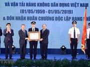 Conceden orden de Trabajo a entidad precursora de Vietnam Airlines