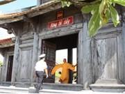 Celebran en Vietnam exposición fotográfica que resaltan belleza de pagodas