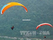 Organizarán el Torneo de Parapente Vietnam en la provincia de Quang Ngai