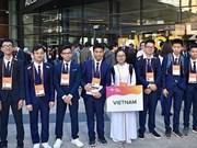 Destacada actuación de delegación vietnamita en la Olimpiada Asiática de Física
