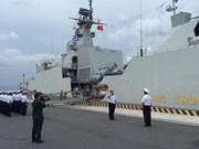 Concluye la ASEAN ejercicio naval en Singapur