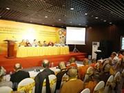 Realizan durante Día de Vesak-2019 en Vietnam un seminario sobre liderazgo por la paz sostenible