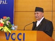 Concluyó premier de Nepal su visita oficial a Vietnam