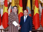 Aspira Vietnam a vigorizar cooperación con Bután