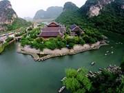 Comenzará en Vietnam Semana de Turismo de Ninh Binh 2019
