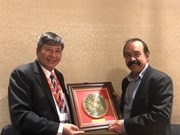 Asiste delegación de Vietnam a congreso sindical en Francia