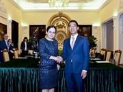 Vietnam y Rumania celebran consulta política en Hanoi