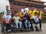 Vietnam brilla en el Gran Premio Mundial de Atletismo Paralímpico 2019 en China