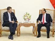 Primer ministro insta a empresas austriacas a invertir en Vietnam