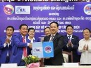 Incrementarán la cooperación empresas de Vietnam y Laos