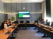 Delegación de Comisión de Asuntos Jurídicos del Parlamento vietnamita visita Países Bajos