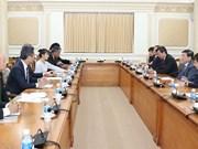 Proponen establecer en Ciudad Ho Chi Minh agencia de asistencia a inversores japoneses