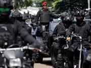 Arrestan en Indonesia a 10 presuntos terroristas que planeaban atentados