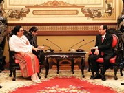 Amplían Ciudad Ho Chi Minh y Cuba cooperación en el sector de la salud