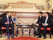 Incentiva Ciudad Ho Chi Minh mayor inversión de Austria en diversos sectores