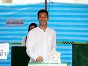 Anuncia presidente del partido Futuro Delante de Tailandia que formará nuevo gobierno