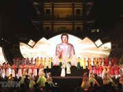 Celebran en Ciudad Ho Chi Minh velada por Día de Vesak