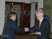 Favorece presidente de Argelia ampliación de las relaciones entre su país y Vietnam