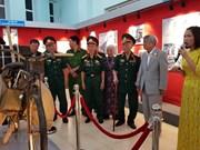 Resalta exposición en Vietnam los aportes de los combatientes de la Ruta Truong Son