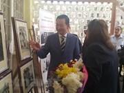 Conmemoran en Egipto natalicio de presidente vietnamita Ho Chi Minh