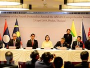 Destacan avance en la cooperación entre ASEAN y sus socios