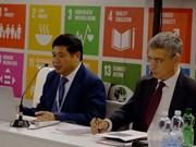 Vietnam se compromete a participar activamente en red de cooperación internacional