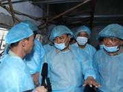 Pide premier a todo el sistema político que se una al combate contra epidemia porcina