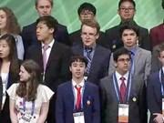 Gana Vietnam premio en Feria Internacional de Ciencias e Ingeniería Intel 2019