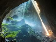 Divulgan por CNN  imágenes de la gruta vietnamita Son Doong, la mayor del mundo