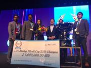 Ganó compañía vietnamita  competencia internacional de empresas emergentes  en EE.UU.
