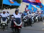 Habilitarán en Camboya 50 mil urnas para las próximas elecciones