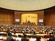 Inauguran séptimo período de sesiones de la Asamblea Nacional de Vietnam