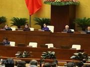 Evalúa Parlamento de Vietnam la situación socioeconómica nacional