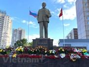 Recuerdan en Rusia y Tailandia aniversario 129 del natalicio del Presidente vietnamita Ho Chi Minh