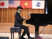 Ofrecen nuevas oportunidades a jóvenes pianistas vietnamitas en concurso internacional