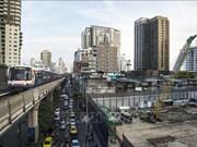Reportan en Tailandia crecimiento económico más bajo de los últimos cuatro años