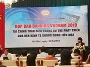 Avanza Vietnam hacia una economía sin efectivo