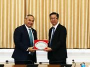 Impulsan cooperación entre ciudades vietnamita y australiana