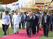 Tradicional ceremonia de Arado Real marca inicio de nueva cosecha en Camboya