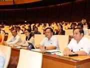 Parlamento de Vietnam discute Ley de ejecución de sentencias en casos penales (enmendada)