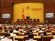 Continúa Parlamento de Vietnam análisis sobre situación socioeconómica